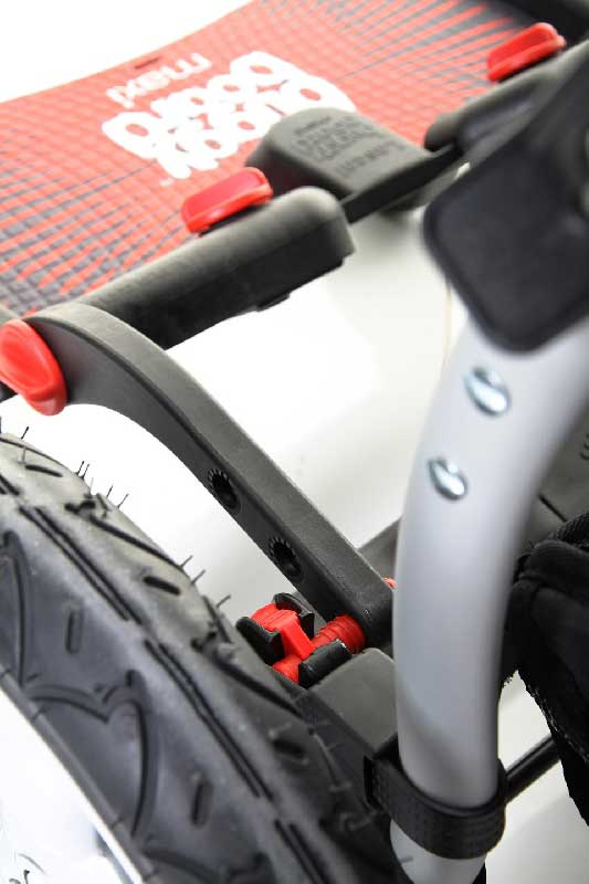 BuggyBoard Maxi + Obaby-Zezu Pramette Travel System, small image 2