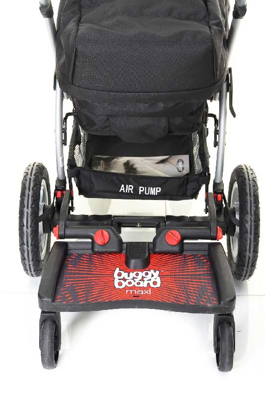 BuggyBoard Maxi + Obaby-Zezu Pramette Travel System, small image 3