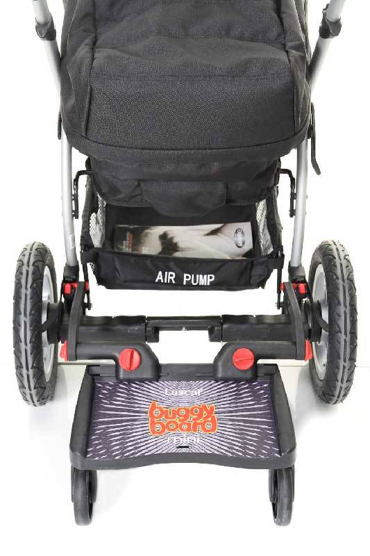BuggyBoard Mini + Obaby-Zezu Pramette Travel System, small image 3