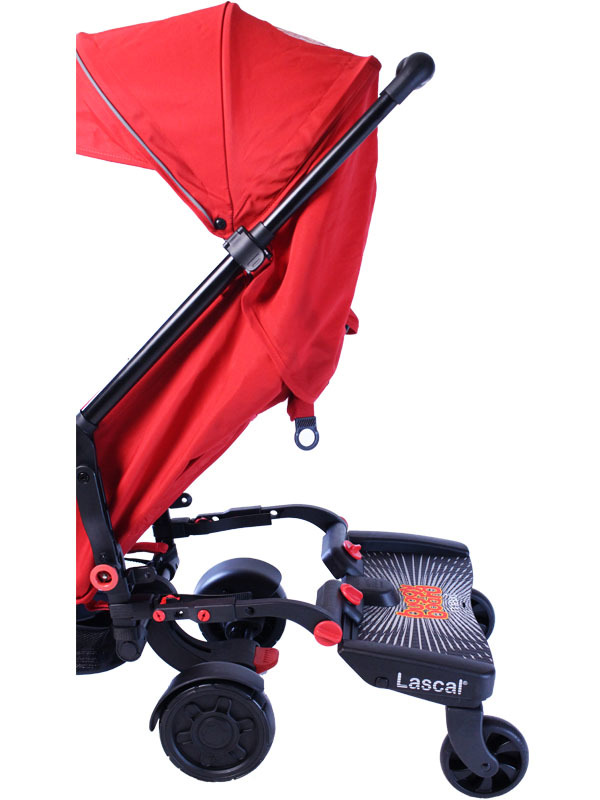 BuggyBoard Maxi + Omnio-Stroller, small image 1