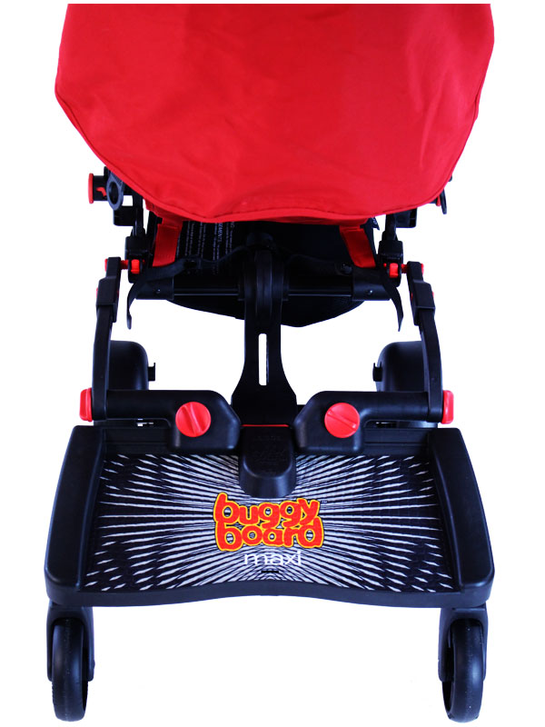 BuggyBoard Maxi + Omnio-Stroller, small image 2
