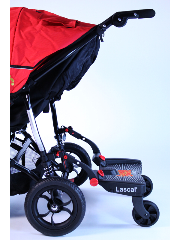 BuggyBoard Maxi + Out n about-Little Nipper Double, small image 1