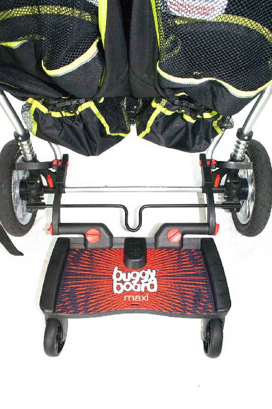 BuggyBoard Mini + Out n about-Nipper 360, small image 3