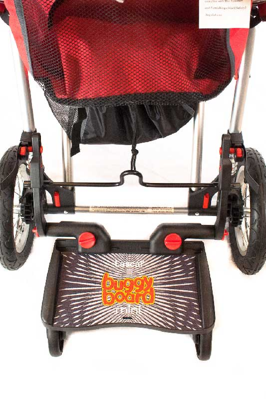 BuggyBoard Maxi + Out n about-Nipper 360 single, small image 3