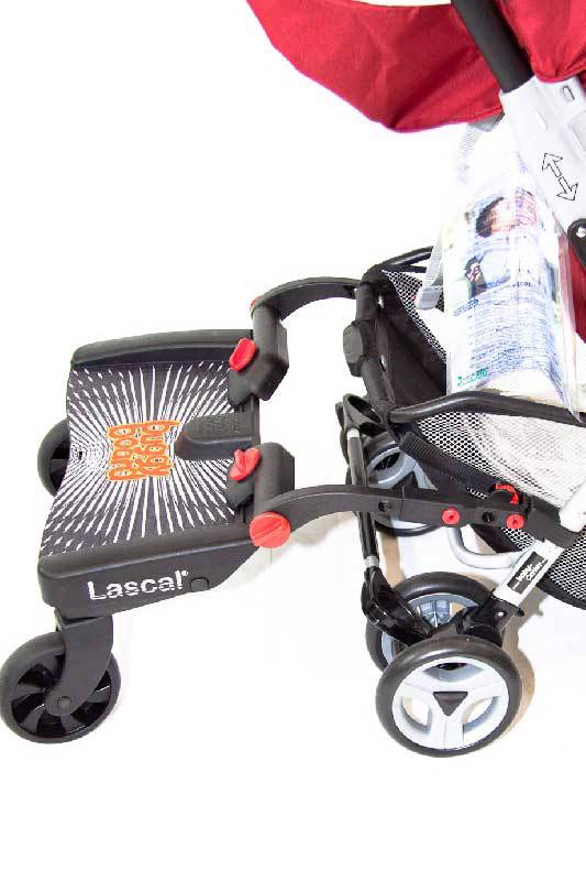 BuggyBoard Maxi + Peg Perego-Aria Completo, small image 1