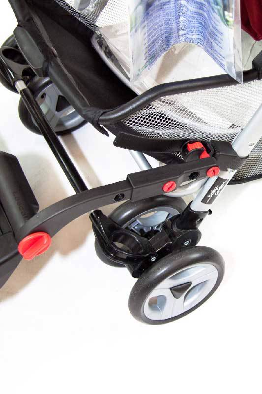 BuggyBoard Maxi + Peg Perego-Aria Completo, small image 2