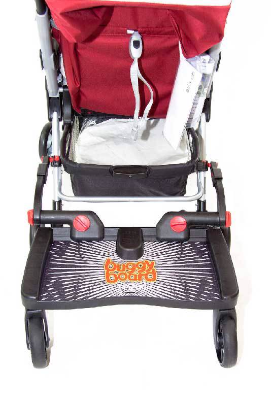 BuggyBoard Maxi + Peg Perego-Aria Completo, small image 3