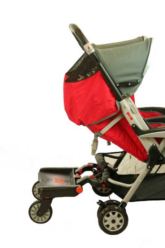 BuggyBoard Mini + Peg Perego-Aria Twin, small image 1
