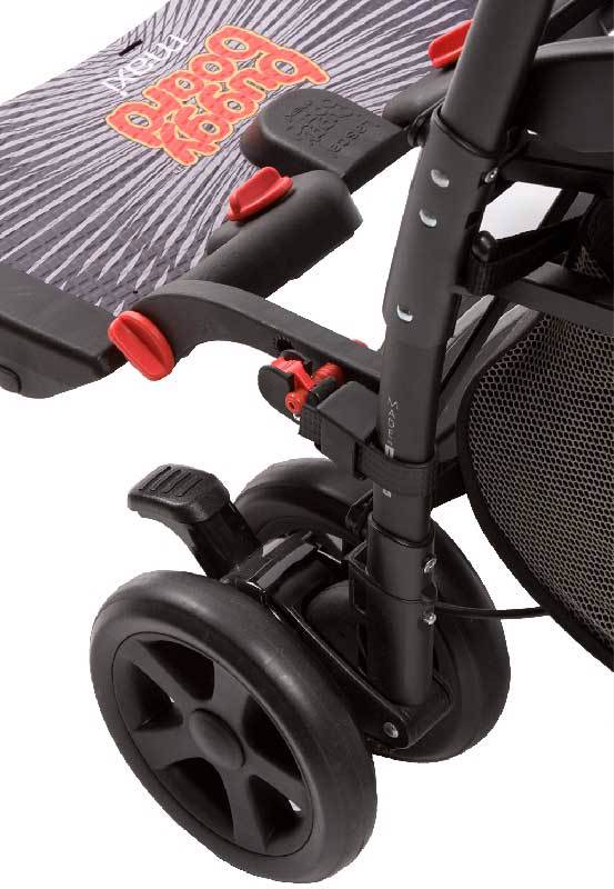 BuggyBoard Mini + Peg Perego-Pliko P3, small image 2