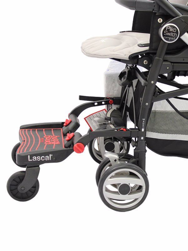 BuggyBoard Mini + Peg Perego-Pliko Switch, small image 1