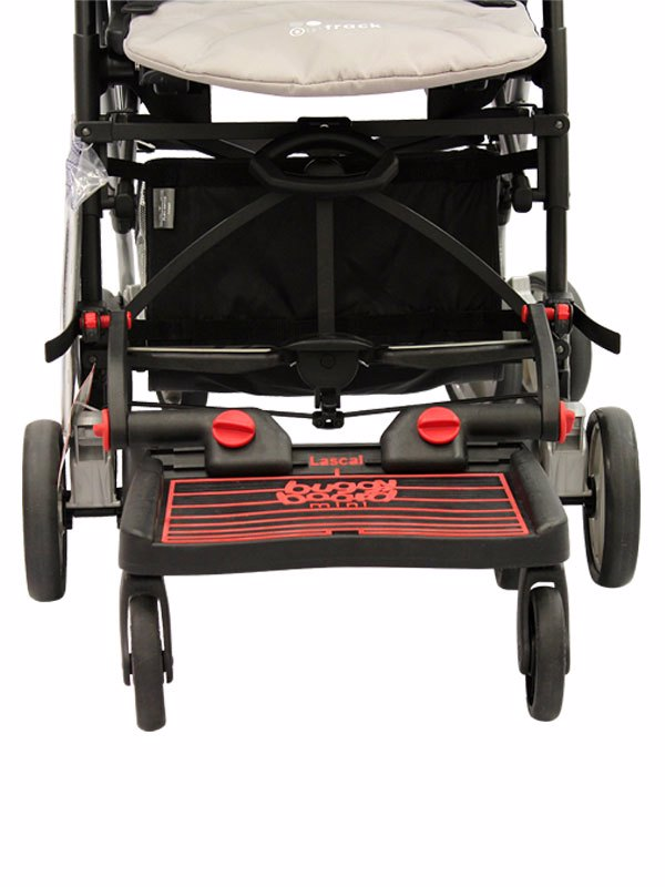 BuggyBoard Mini + Peg Perego-Pliko Switch, small image 3