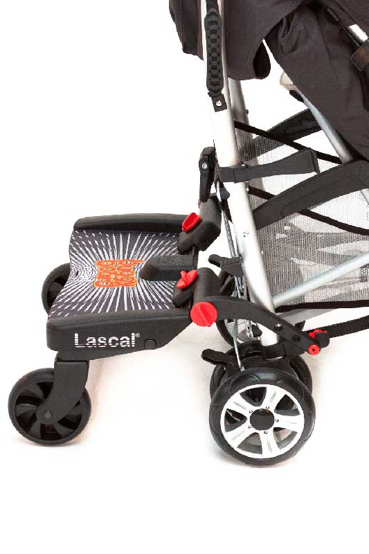 BuggyBoard Mini + Pericles-Buggy Multi pos. Luxe, small image 1