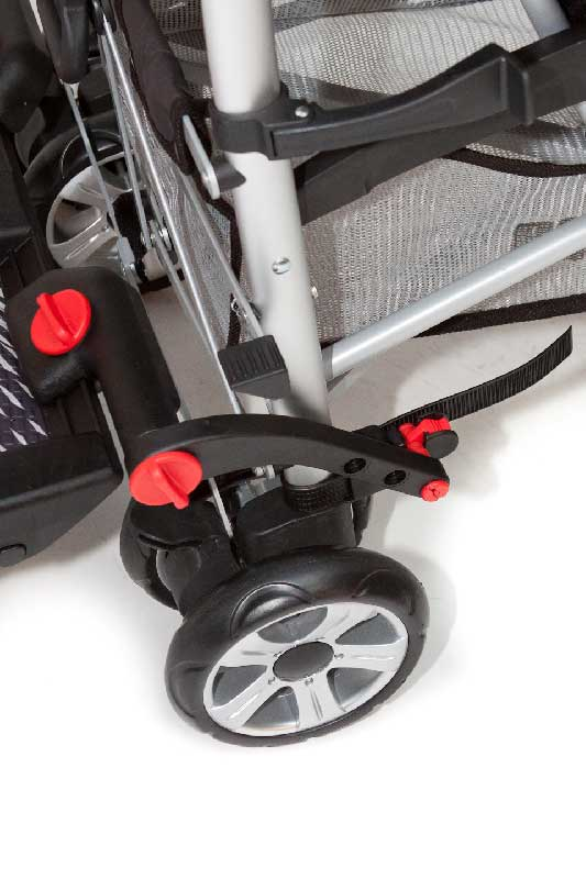 BuggyBoard Mini + Pericles-Buggy Multi pos. Luxe, small image 2