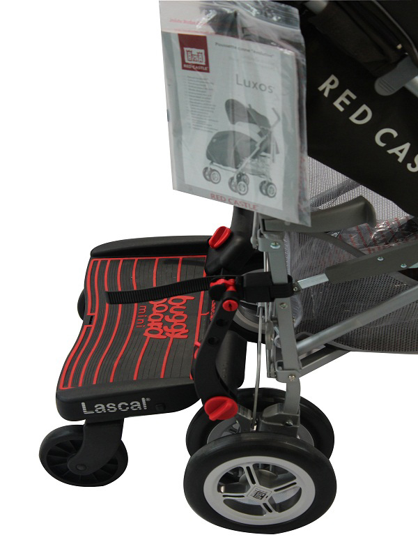 BuggyBoard Mini + Red Castle-Luxos, small image 1