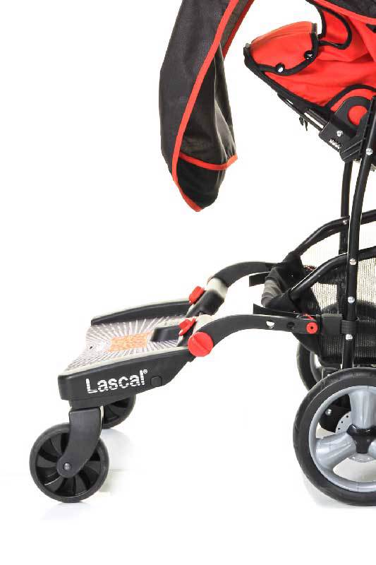 BuggyBoard Maxi + Red Kite-Push me urban jogger, small image 1