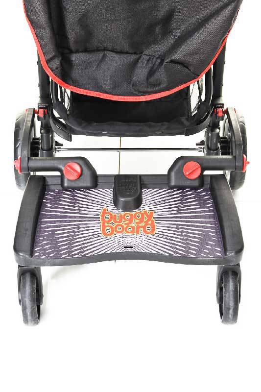 BuggyBoard Maxi + Red Kite-Push me urban jogger, small image 3