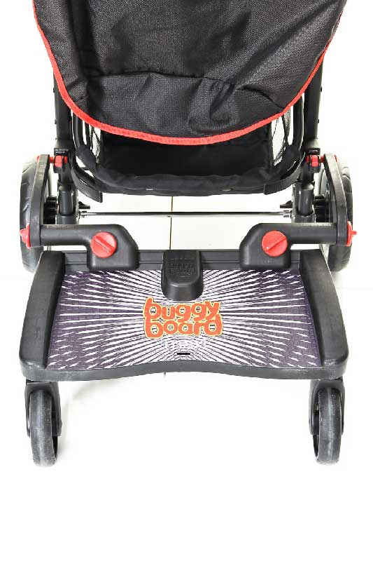 BuggyBoard Maxi + Redkite-Push me urban jogger, small image 3