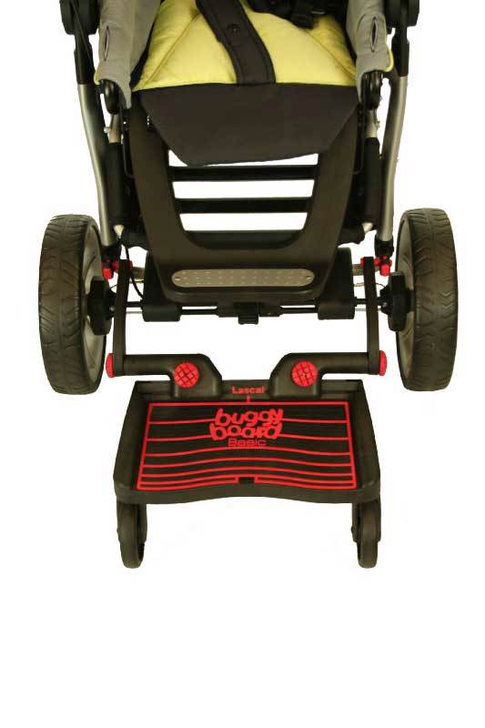 BuggyBoard Mini + Teutonia-Spirit S3, small image 3