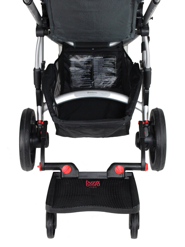 BuggyBoard Mini + UPPAbaby-Vista 2015, small image 1