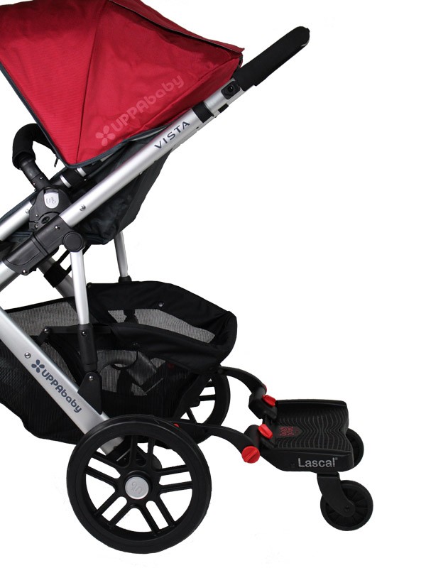 BuggyBoard Mini + UPPAbaby-Vista 2015, small image 2