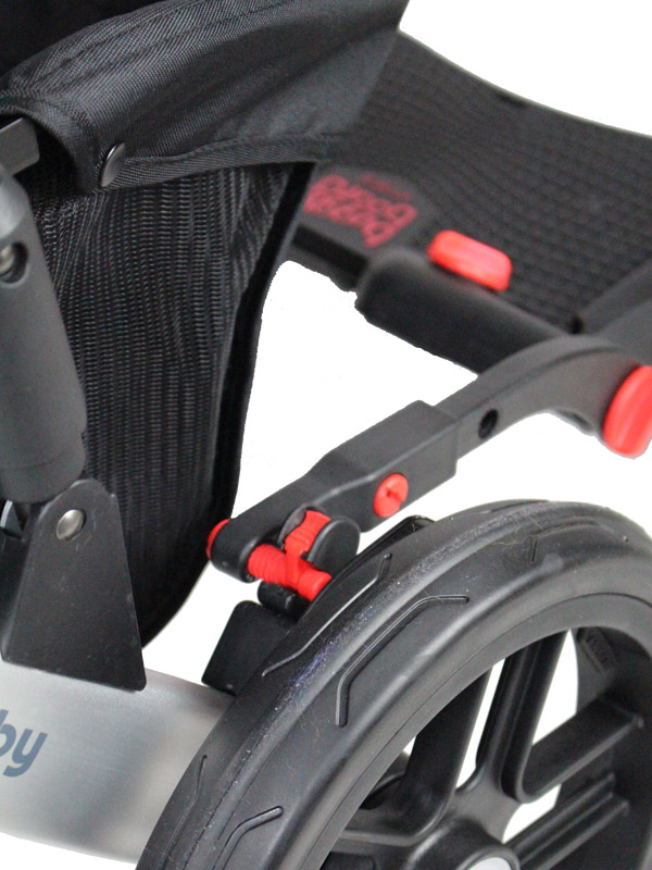 BuggyBoard Mini + UPPAbaby-Vista 2015, small image 3