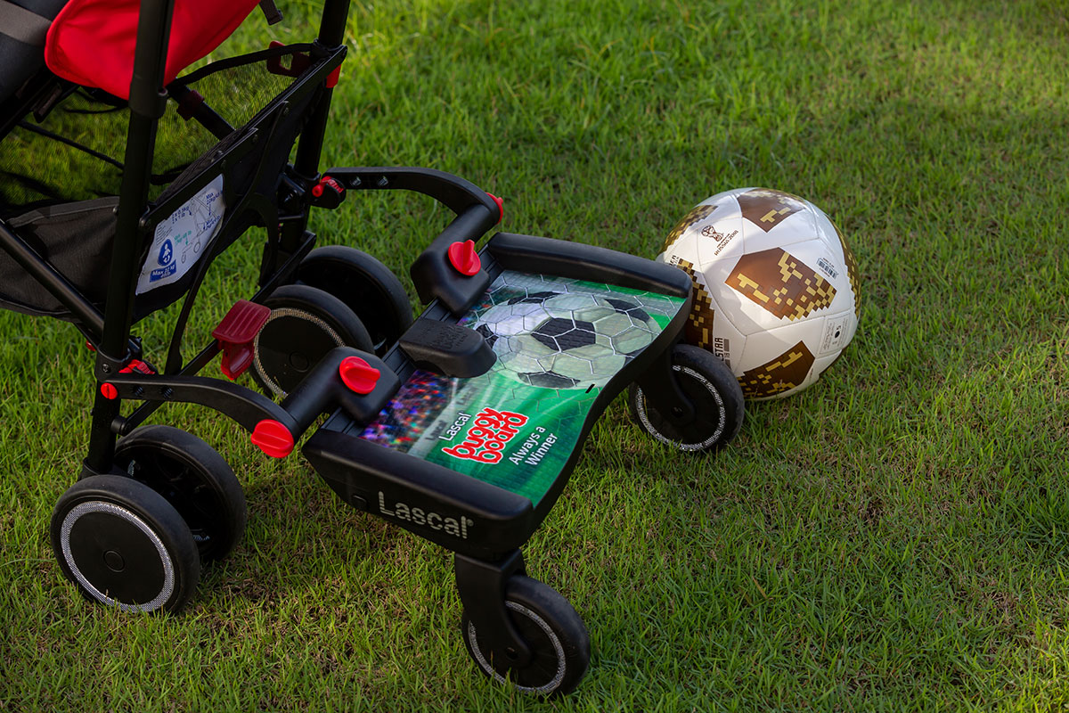 BuggyBoard Maxi Fifa World Cup design