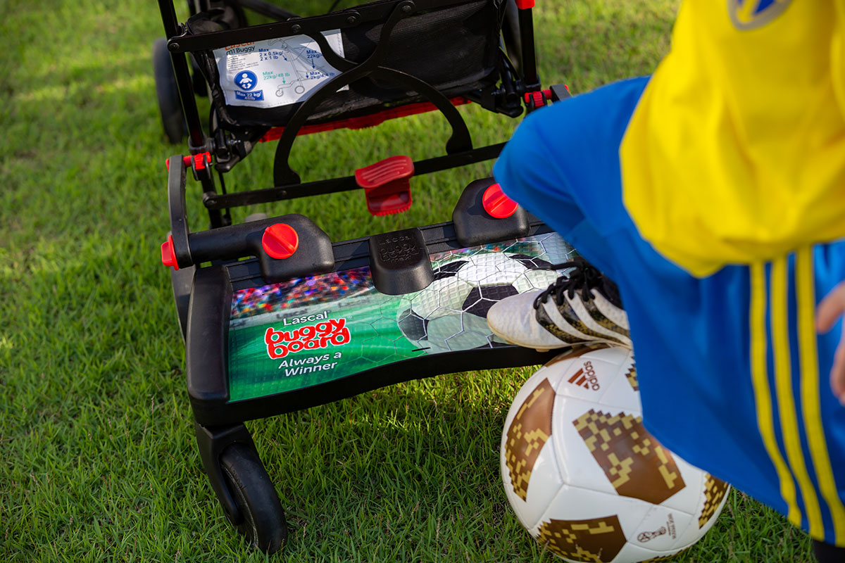 BuggyBoard Maxi World Cup 2018 design football player 02