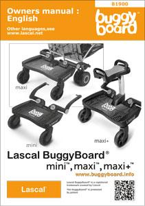 BuggyBoard® Maxi | by Lascal Ltd