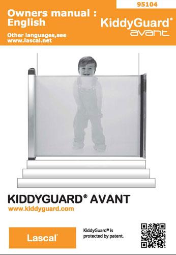 KiddyGuard® Avant™ | by Lascal Ltd.